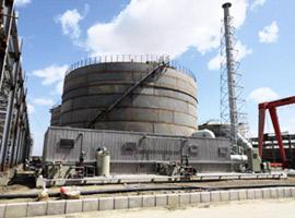 新疆中泰石化污水站生物滤池除臭项目