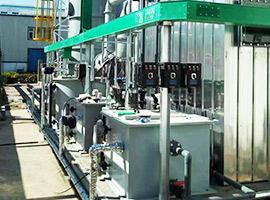 中粮生化(山西)污水站生物滤池除臭项目