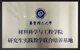 华东理工大学联合培养基地
