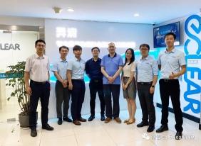 羿资讯 | 国家两网融合协作体、中华环保联合会领导莅临上海羿清环保参观交流!