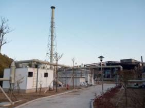 福建柘荣县第二污水处理厂生物滤池除臭项目