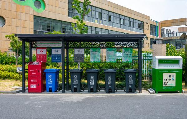 城市垃圾中转站臭气处理