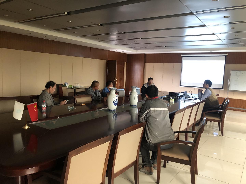 羿资讯 | 上海某废气处理项目培训新闻稿