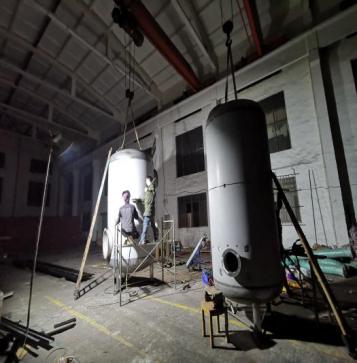 羿资讯|羿清全力备货上海某外资企业恶臭废气处理项目