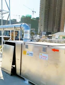 安徽亳州污水除臭项目