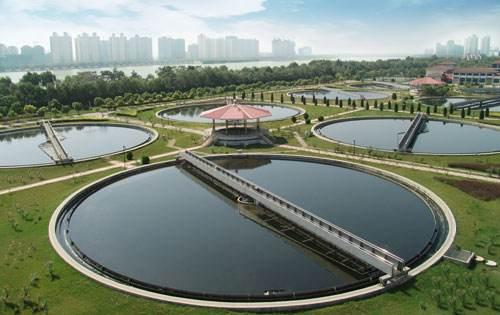 市政污水厂除臭
