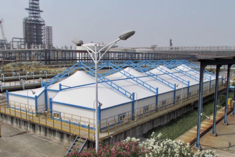 生物制药废水废气处理