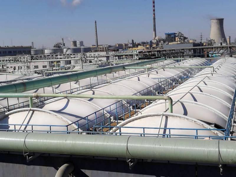 化学化工废水废气处理