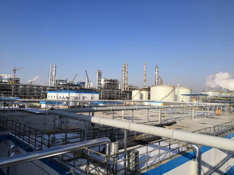 煤化工废水废气处理